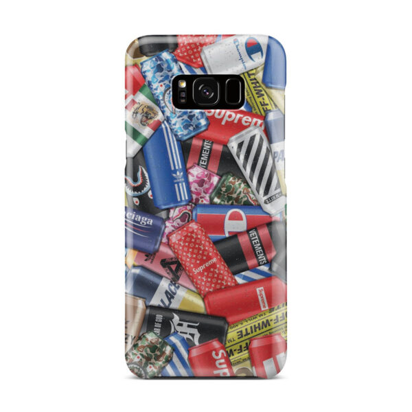 Hypebeast Cartoon for Newest Samsung Galaxy S8 Plus Case Cover