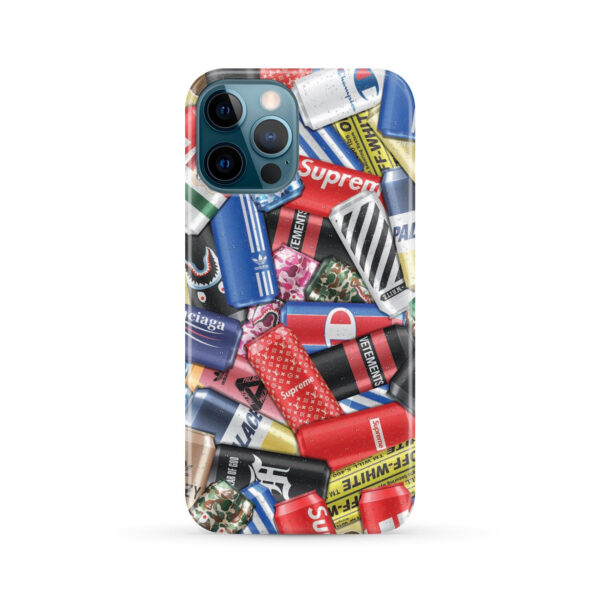 Hypebeast Cartoon for Stylish iPhone 12 Pro Max Case Cover