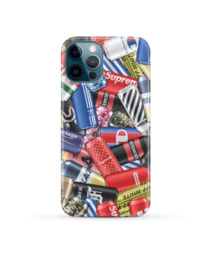 Hypebeast Cartoon for Trendy iPhone 12 Pro Case Cover