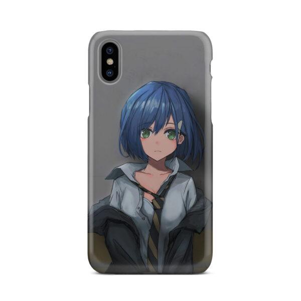 Ichigo Darling in the FranXX for Premium iPhone X / XS Case Cover