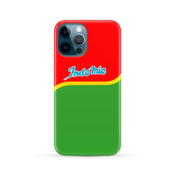 Indomie Noodles for Best iPhone 12 Pro Max Case