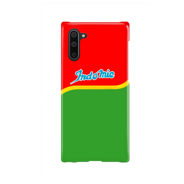 Indomie Noodles for Newest Samsung Galaxy Note 10 Case Cover