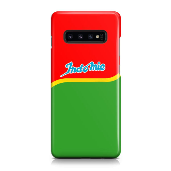 Indomie Noodles for Nice Samsung Galaxy S10 Case