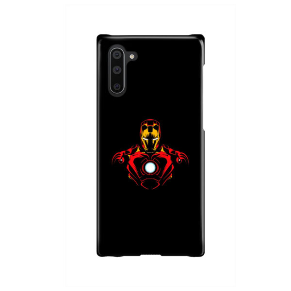 Iron Man Armored Adventures for Newest Samsung Galaxy Note 10 Case Cover