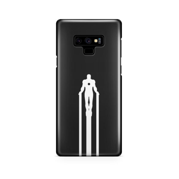 Iron Man Flying for Beautiful Samsung Galaxy Note 9 Case