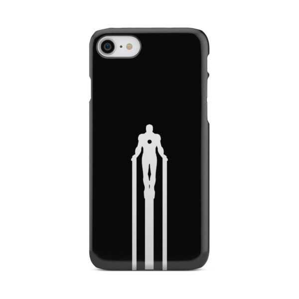 Iron Man Flying for Cool iPhone 8 Case