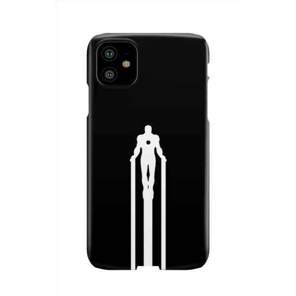 Iron Man Flying for Customized iPhone 11 Case