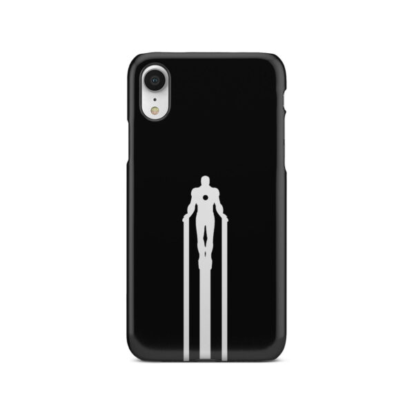 Iron Man Flying for Customized iPhone XR Case