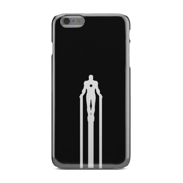 Iron Man Flying for Cute iPhone 6 Plus Case