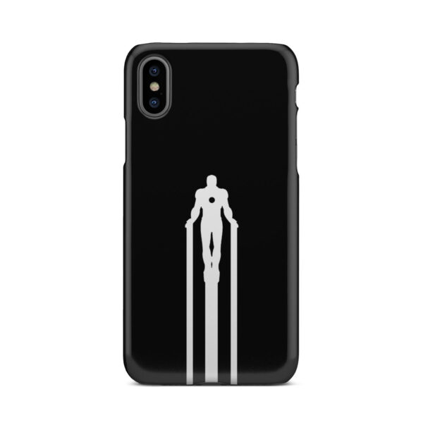 Iron Man Flying for Newest iPhone X / XS Case Cover