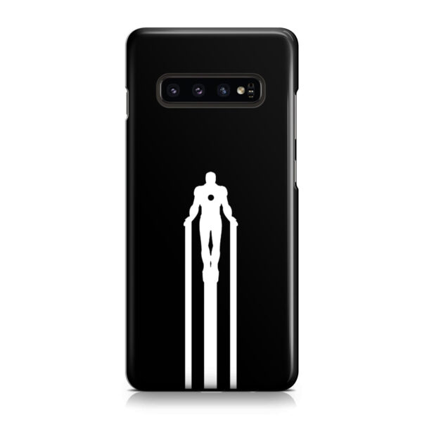 Iron Man Flying for Nice Samsung Galaxy S10 Plus Case