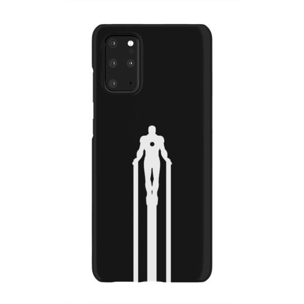 Iron Man Flying for Personalised Samsung Galaxy S20 Plus Case