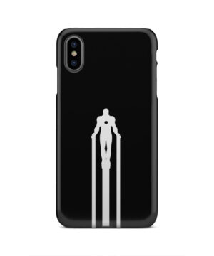 Iron Man Flying for Premium iPhone XS Max Case