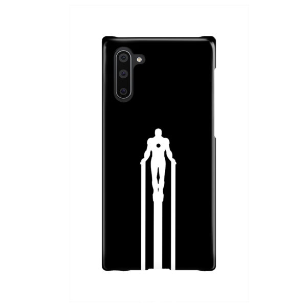 Iron Man Flying for Premium Samsung Galaxy Note 10 Case Cover