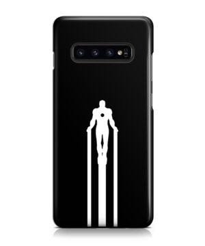 Iron Man Flying for Premium Samsung Galaxy S10 Case