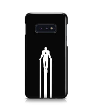 Iron Man Flying for Premium Samsung Galaxy S10e Case Cover