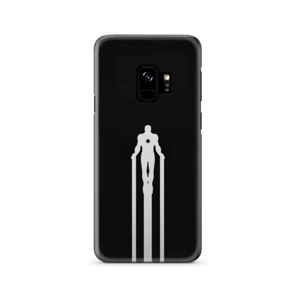 Iron Man Flying for Simple Samsung Galaxy S9 Case Cover