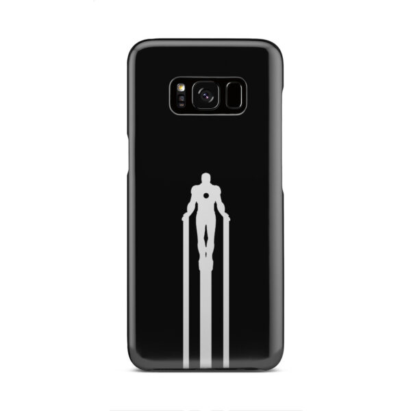 Iron Man Flying for Unique Samsung Galaxy S8 Case Cover