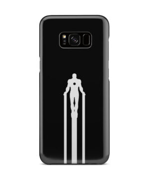 Iron Man Flying for Unique Samsung Galaxy S8 Plus Case