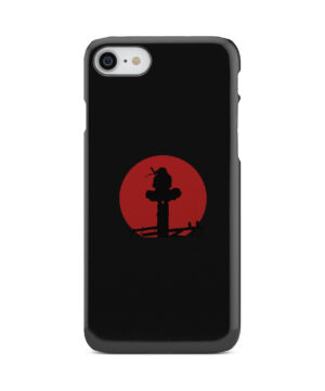 Itachi Uchiha Blood Moon for Beautiful iPhone 7 Case Cover