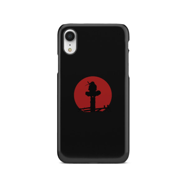Itachi Uchiha Blood Moon for Beautiful iPhone XR Case Cover
