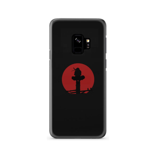 Itachi Uchiha Blood Moon for Best Samsung Galaxy S9 Case Cover