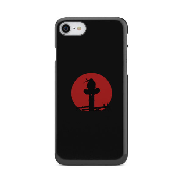 Itachi Uchiha Blood Moon for Custom iPhone 8 Case
