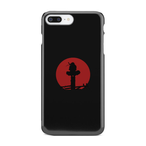 Itachi Uchiha Blood Moon for Customized iPhone 7 Plus Case Cover