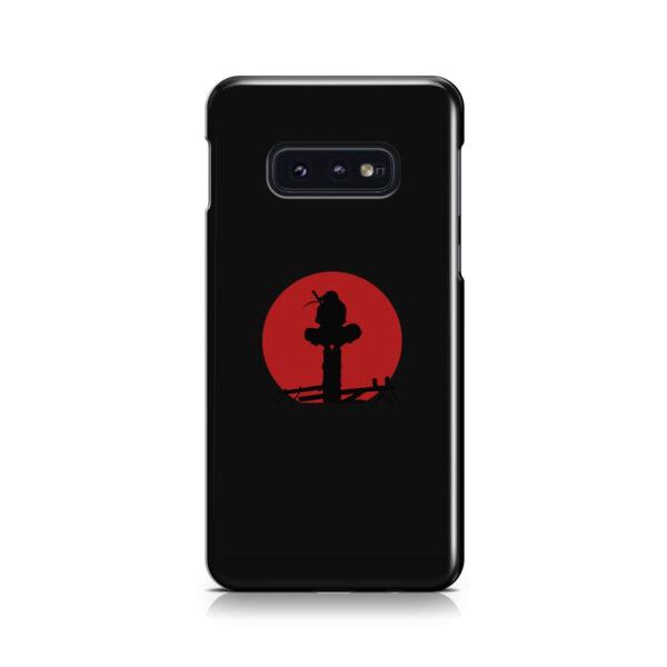 Itachi Uchiha Blood Moon for Customized Samsung Galaxy S10e Case Cover