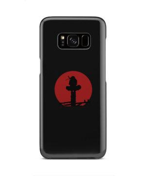 Itachi Uchiha Blood Moon for Cute Samsung Galaxy S8 Case Cover