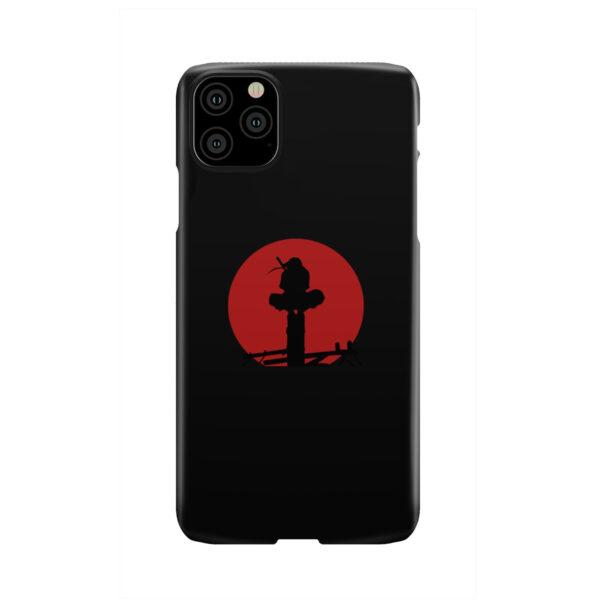 Itachi Uchiha Blood Moon for Personalised iPhone 11 Pro Max Case