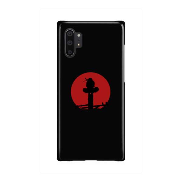 Itachi Uchiha Blood Moon for Personalised Samsung Galaxy Note 10 Plus Case