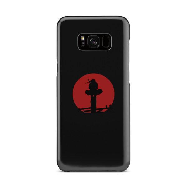 Itachi Uchiha Blood Moon for Stylish Samsung Galaxy S8 Plus Case Cover