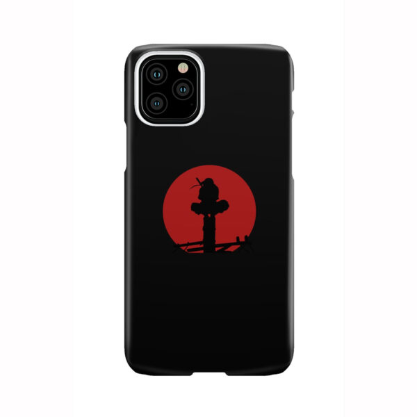 Itachi Uchiha Blood Moon for Trendy iPhone 11 Pro Case Cover