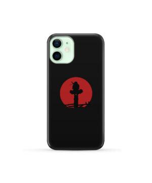 Itachi Uchiha Blood Moon for Trendy iPhone 12 Mini Case Cover
