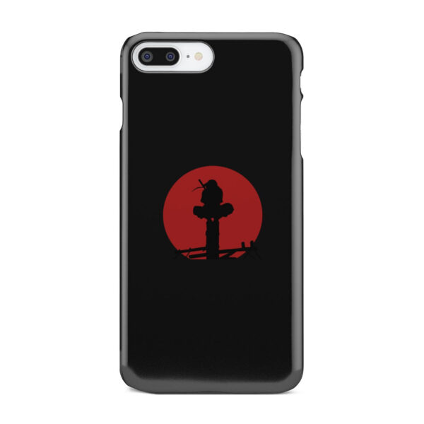 Itachi Uchiha Blood Moon for Unique iPhone 8 Plus Case Cover