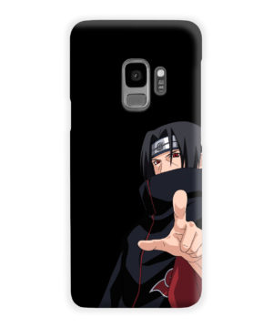 Itachi Uchiha for Beautiful Samsung Galaxy S9 Case Cover