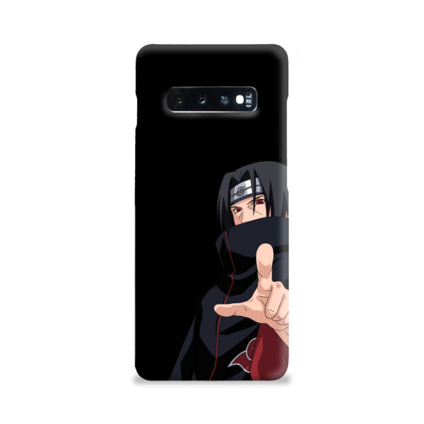 Itachi Uchiha for Custom Samsung Galaxy S10 Plus Case