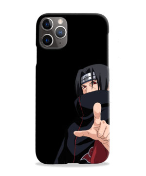 Itachi Uchiha for Cute iPhone 11 Pro Max Case Cover