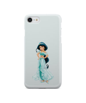 Jasmine Disney Princess for Simple iPhone SE 2020 Case Cover