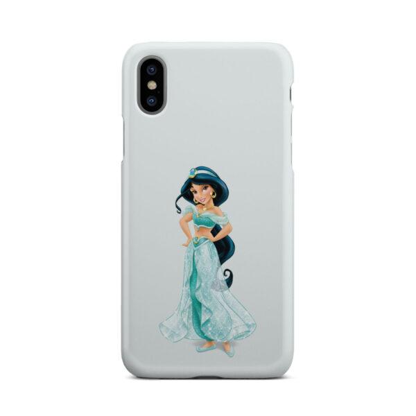 Jasmine Disney Princess for Simple iPhone X / XS Case Cover
