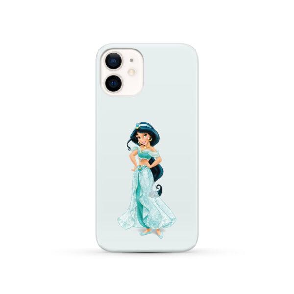 Jasmine Disney Princess for Stylish iPhone 12 Case Cover