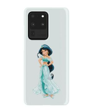 Jasmine Disney Princess for Unique Samsung Galaxy S20 Ultra Case