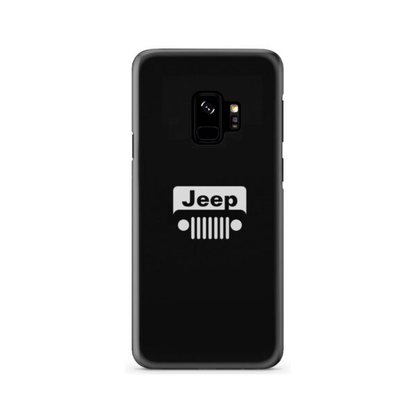 Jeep Logo for Beautiful Samsung Galaxy S9 Case