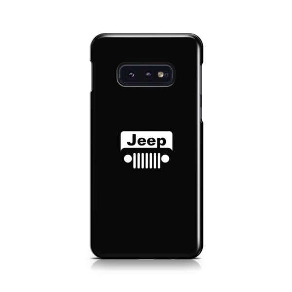 Jeep Logo for Best Samsung Galaxy S10e Case Cover