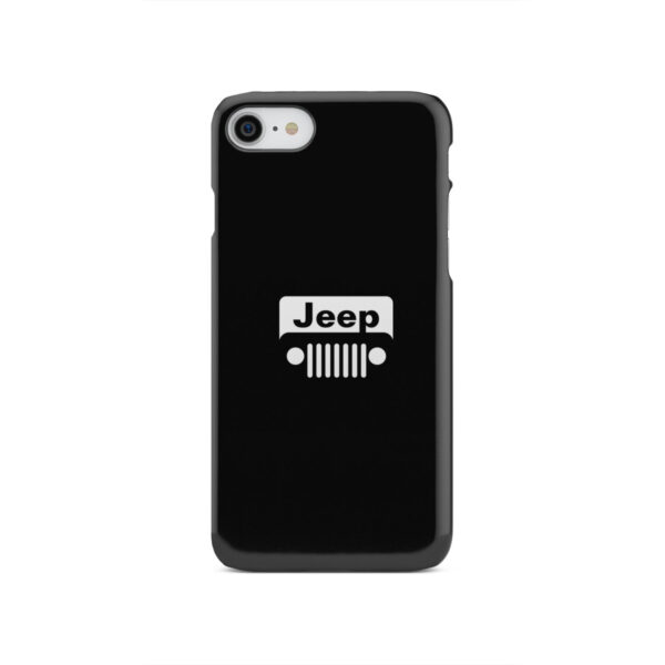Jeep Logo for Custom iPhone SE 2020 Case Cover