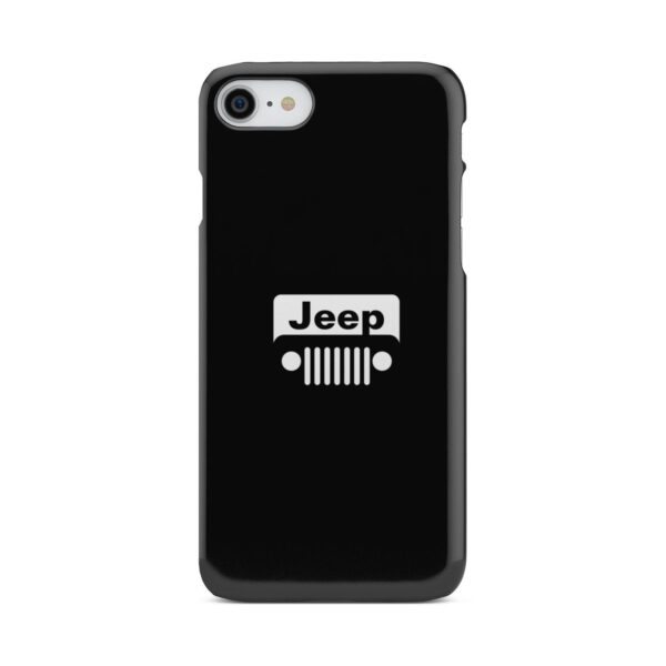 Jeep Logo for Customized iPhone 7 Case Cover