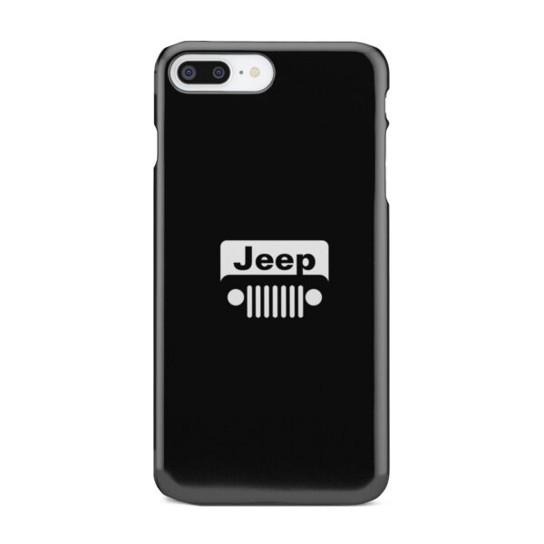 Jeep Logo for Nice iPhone 7 Plus Case