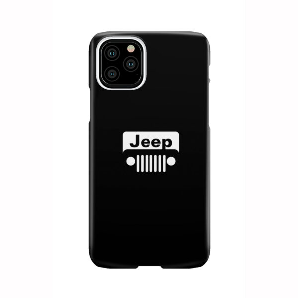 Jeep Logo for Stylish iPhone 11 Pro Case Cover