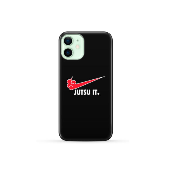 Justu It for Nice iPhone 12 Mini Case